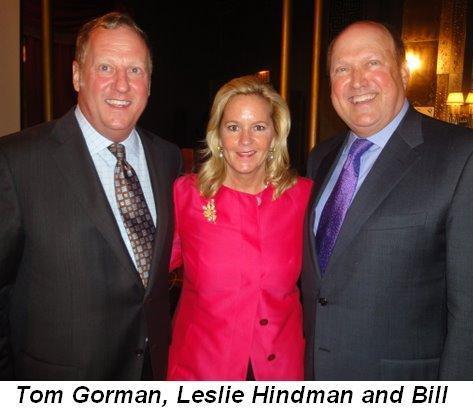 Blog 7 - Tom Gorman, Leslie Hindman and Bill