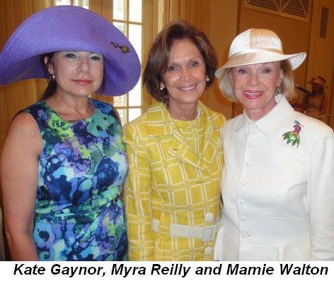 Blog 10 - Kate Gaynor, Myra Reilly and Mamie Walton