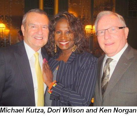 Blog 2 - Michael Kutza, Dori Wilson and Ken Norgan
