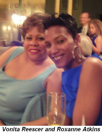 Blog 9 - Vonita Reescer and Roxanne Atkins