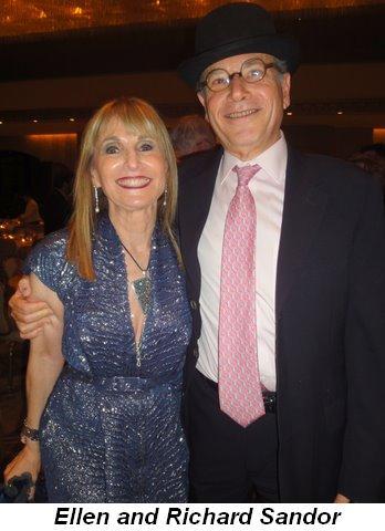 Blog 2 - Ellen and Richard Sandor