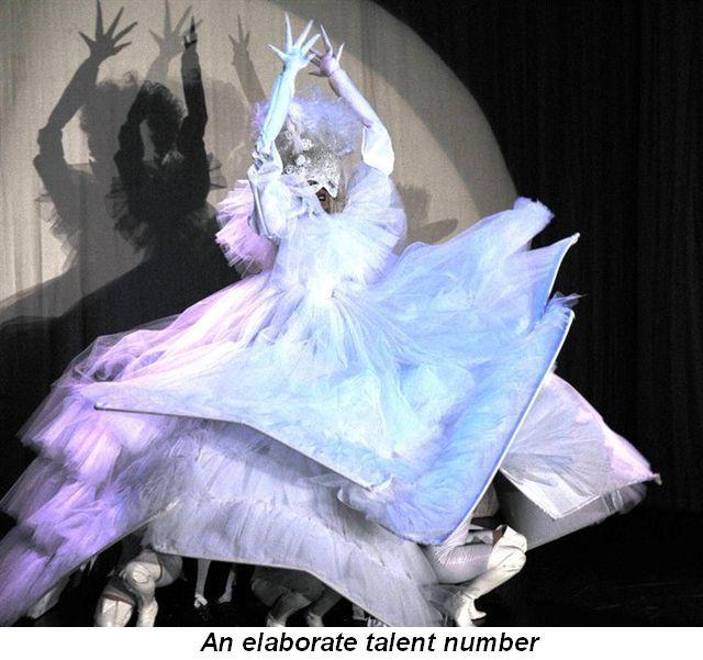 Blog 9 - An elaborate talent number