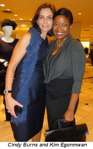 Blog 5 - Cindy Burns and Kim Egonmwan