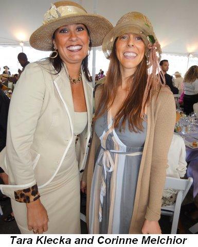 Blog 4 - Tara Klecka and Corinne Melchior