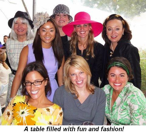 Blog 6 - A table filled with fun and fashion