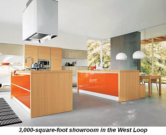 Blog 3 - 3000 sq.ft. showroom in West Loop