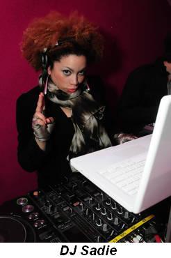 Blog 4 - DJ Sadie