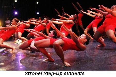 Blog 1 - Exelong Strobel Step-Up Students