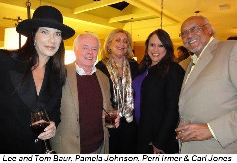Blog 7 - Lee and Tom Baur, Pamela Johnson, Perri Irmer and Carl Jones