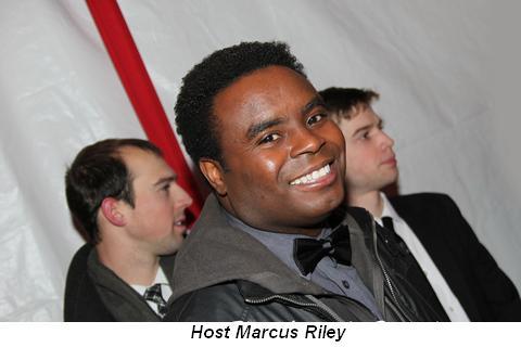 Blog 2 - Host Marcus Riley