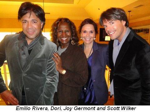 Blog 5 - Emilio Rivera, Dori, Joy Germont and Scott Wilker