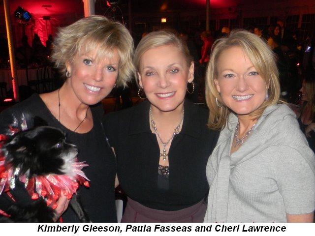Blog 1 - Kimberly Gleeson, Paula Fasseas and Cheri Lawrence