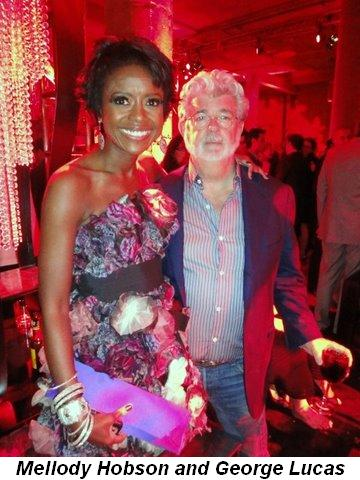 Blog 4 - Mellody Hobson and George Lucas