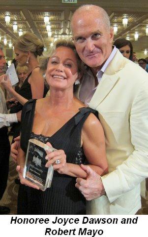 Blog 1 - Honoree Joyce Dawson and Robert Mayo