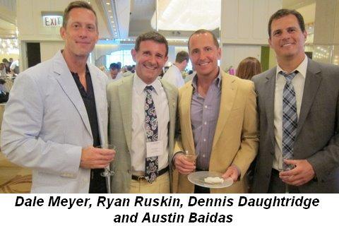 Blog 14 - Dale Meyer, Ryan Ruskin, Dennis Daughtridge and Austin Baidas