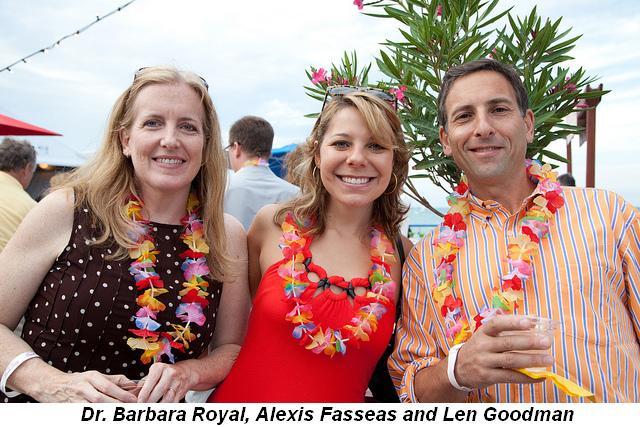 Blog 6 - Dr. Barbara Royal, Alexis Fasseas and Len Goodman