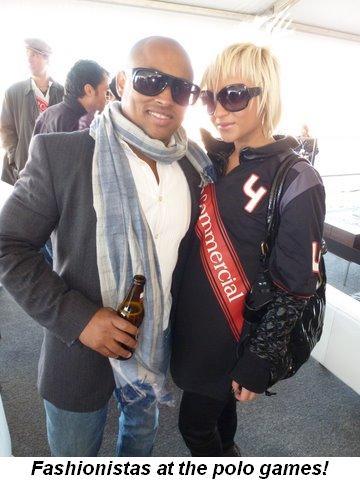 Blog 10 - Fashionistas at polo games!