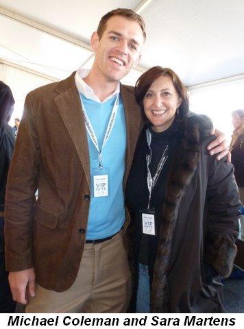 Blog 14 - Michael Coleman and Sara Martens