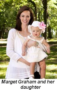Blog 3 - Marget Graham and daughter