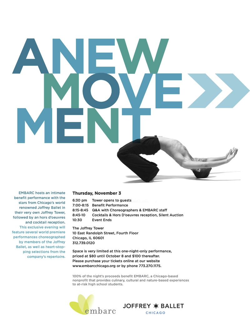 A New Movement Ad