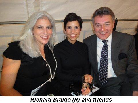Blog 12 - Richard Braido (R) and friends