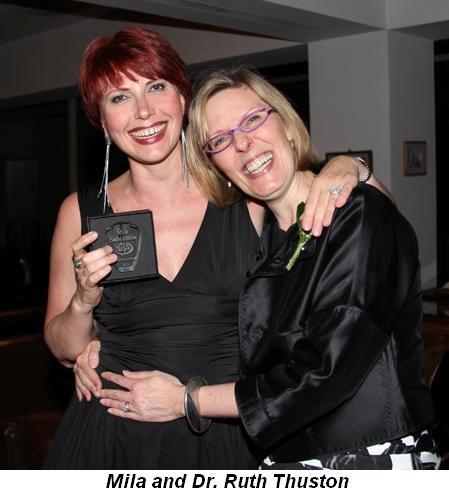 Blog 2 - Mila and Ruth Thuston