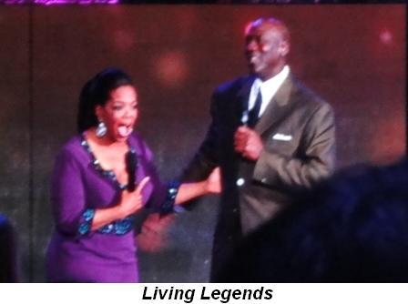 Blog 20 - Living Legends