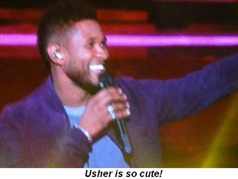 Blog 31 - Usher is so cute!