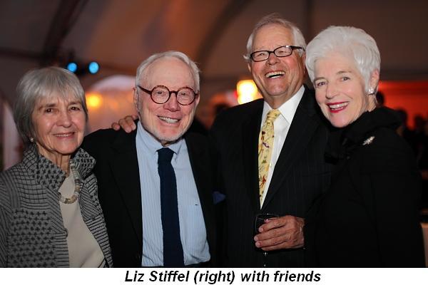 Blog 6 - Liz Stiffel (R) and friends
