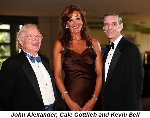Blog 1 - John Alexander, Gale Gottlieb and Kevin Bell