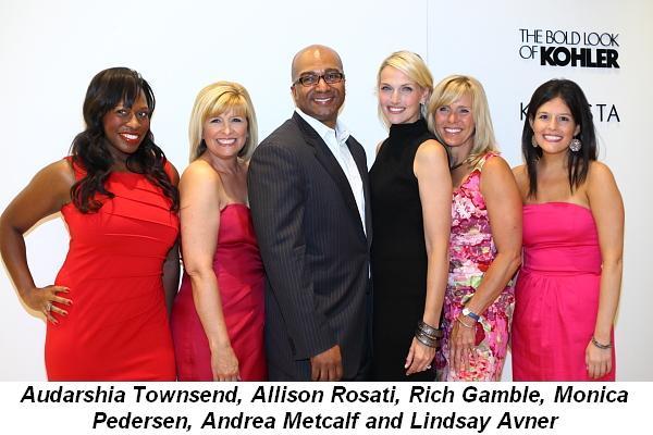 Blog 1 - Audarshia Townsend, Allison Rosati,Rich Gamble, Monica Pedersen, Andrea Metcalf and Lindsay Avner