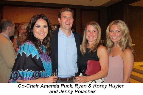 Blog 4 - Korey Huyler and her hubby and friend