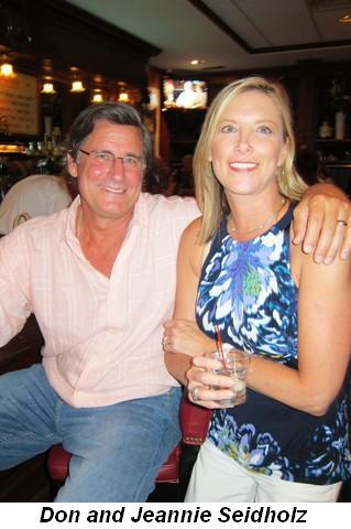 Blog 6 - Donn and Jeannie Seidholz