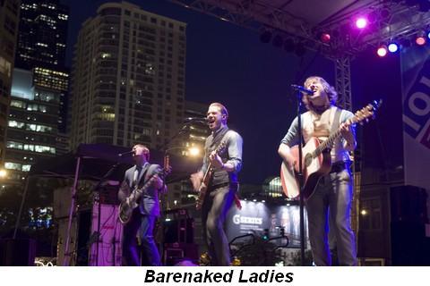 Blog 1 - Barenaked Ladies