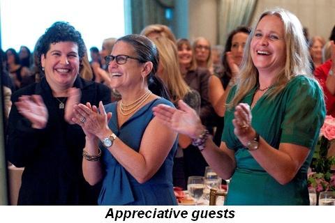 Blog 5 - Appreciative guests