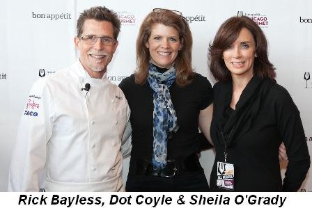 Blog 1 - Rick_Bayless, Dot_Coyle,Sheila_O'Grady