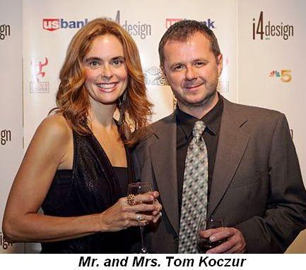 Blog 5 - Mr. and Mrs. Tom Koczur