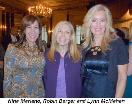 Blog 2 - Nina Mariano, Robin Berger and Lynn McMahan