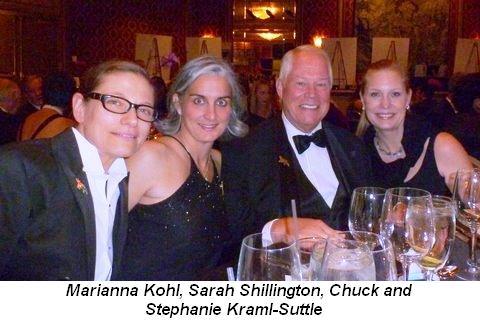 Blog 7 - Marianna Kohl, Sarah Shillington, Chuck and Stephanie-Kraml Suttle