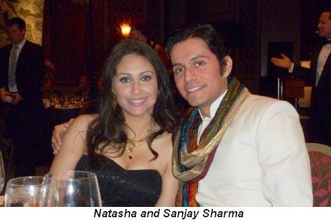 Blog 16 - Natasha and Sanjay Sharma