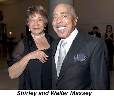 Blog 3 - Shirley and Walter Massey