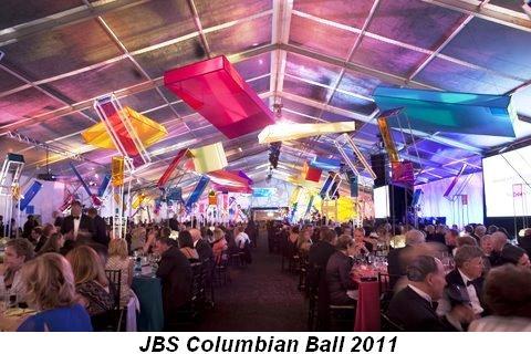 Blog 5 - JBS Columbian Ball 2011