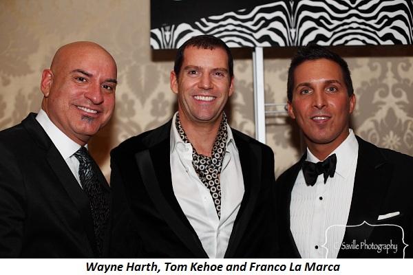 Blog 6 - Wayne Harth, Tom Kehoe and Franco La Marca