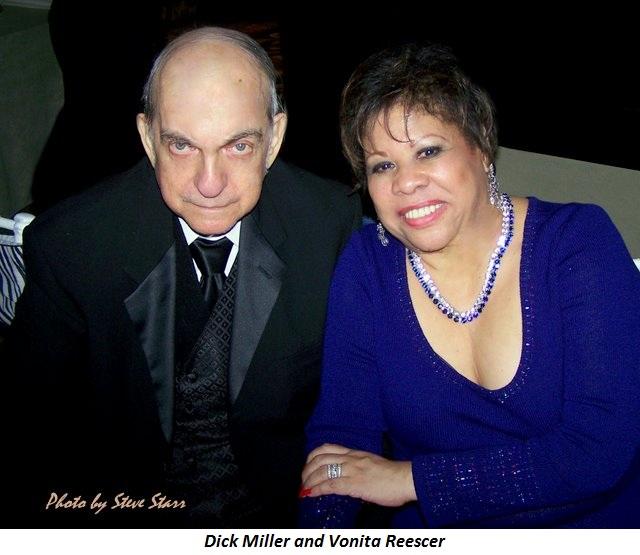 Blog 11 - Dick Miller and Vonita Reescer