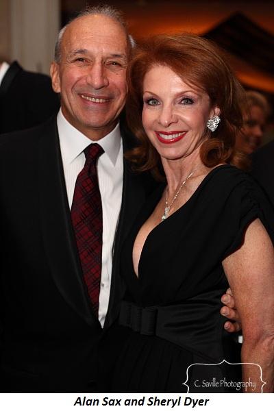 Blog 14 - Alan Sax and Sheryl Dyer