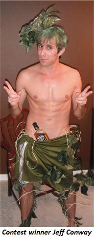 Blog 1 - Contest winner Jeff Conway