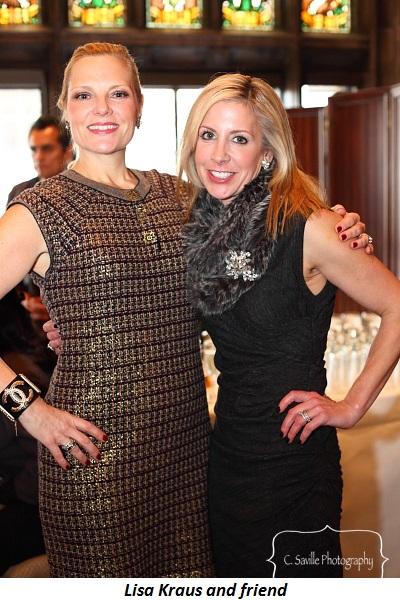Blog 6 - Lisa Kraus and friend