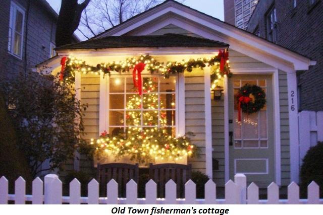 Blog 5 - Old Town fisherman cottage