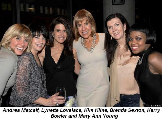 Blog 1 - Andrea Metcalf, Lynette Lovelace, Kim Kline, Brenda, Kerry Bowler, Mary Ann Young