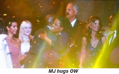 Blog 19 - MJ hugs OW